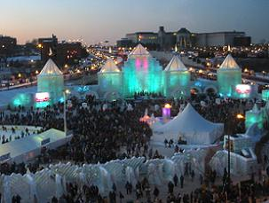 St Paul Winter Carnival, Minnesota
