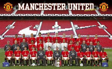 Manchester United Team