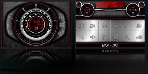 Ascarii 2.0 Theme for BlackBerry