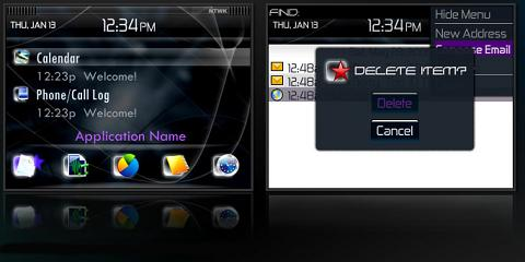 BlackPack Theme for BlackBerry