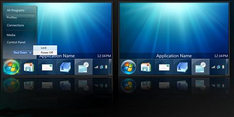 Inspirat Theme for BlackBerry