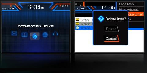 Lucid Theme for BlackBerry