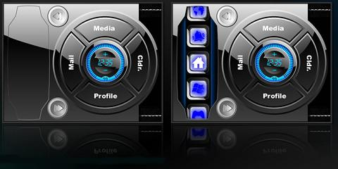 Mechanism Theme for BlackBerry