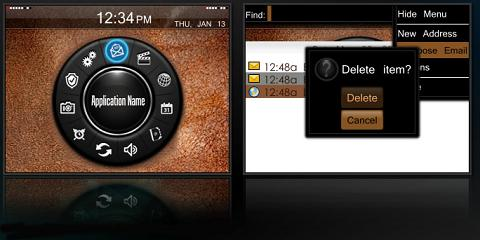 Scion Theme for BlackBerry