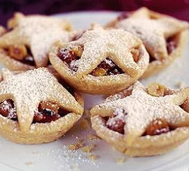 Christmas Food in United Kingdom