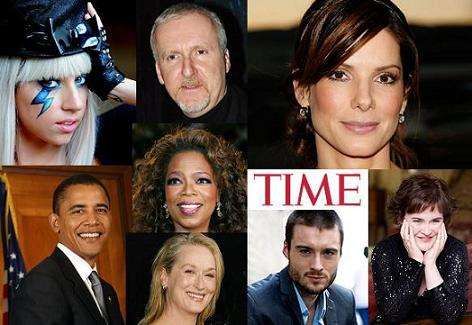Time 100 Most Influential People 2010