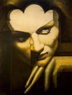[imagetag] Octavio Ocampo's Painting