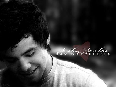 David Archuleta Something 'Bout Love